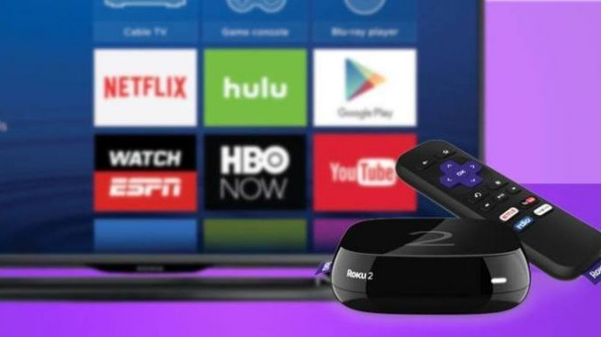 IPTV pour Roku