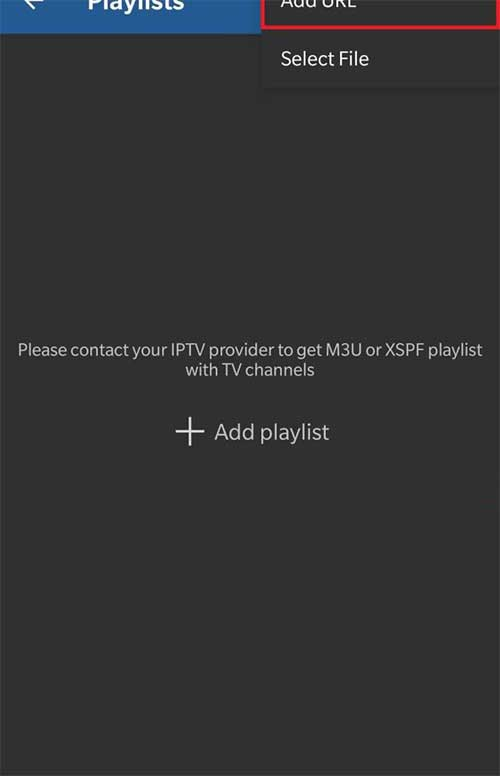 IPTV pour Android