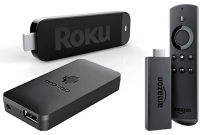 Android TV Stick pour le streaming